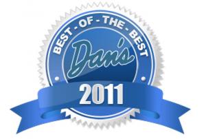 Dan's Papers Best of the Best GOLD winner of 2011 Esti'as Little Kitchen