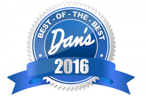 Dan's Papers Best of the Best Silver Award for 2016