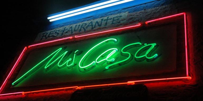 Mi Casa Restaurant in Cabo San Lucas