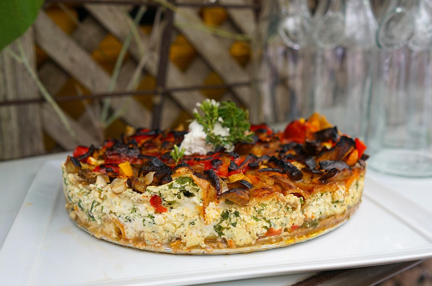 Inside Out Lasagna | Estia Blog