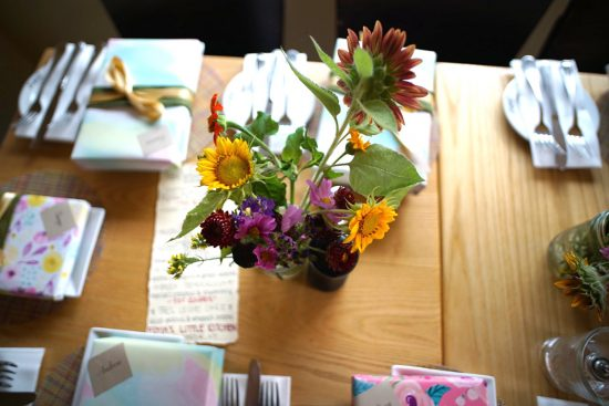 Quail Hill flowers