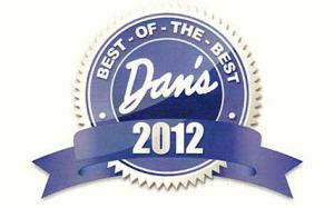Dan's Papers Best of the Best Breakfast Spot - Gold for Estia's