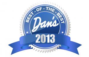 Dan's Best of the Best Gold award for Estia's Little Kitchen