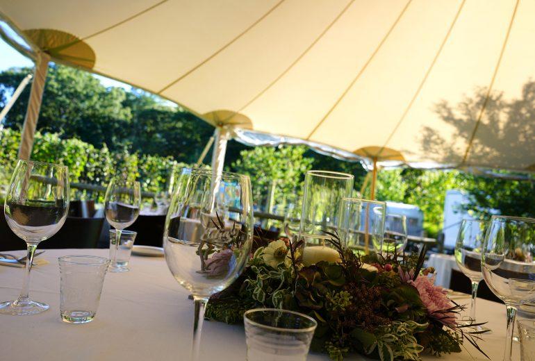 Wedding celebration at Estia's Little Kitchen