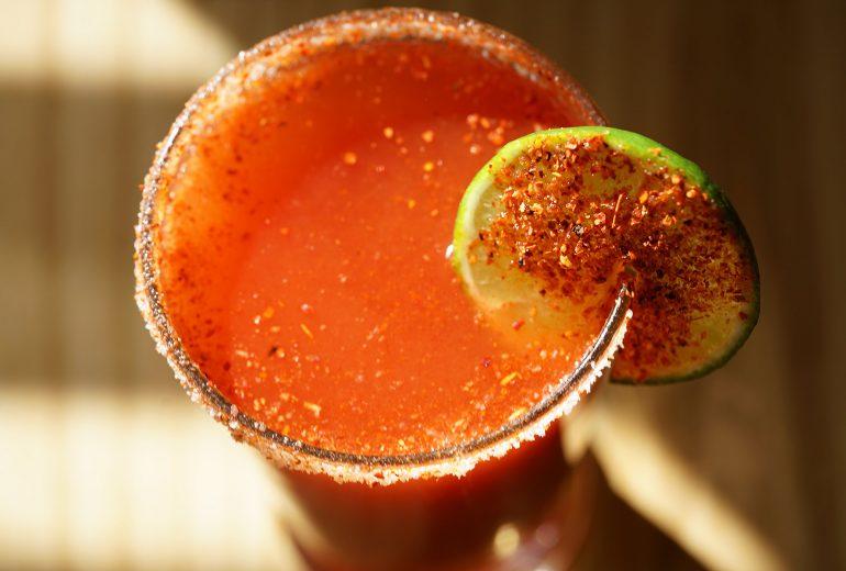 Michilada Cocktail
