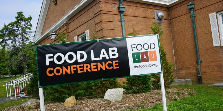 Food Lab Conference
